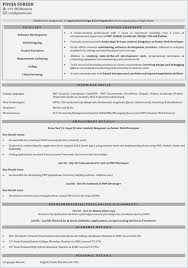 php developer resume template 1 year experience resume format for php fluently me