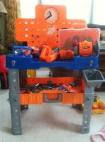 home depot kids tool bench for sale kids home depot work bench with power tools tool box