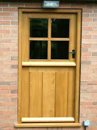 Oak Exterior Door by External Glass Doors Uk Image Collections Glass Door Interior