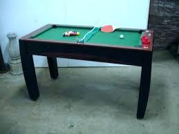 air hockey combo table pool table and air hockey combo cherrywoodcustom me