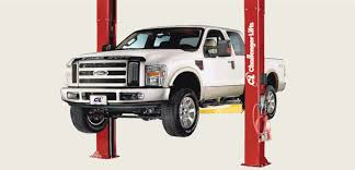 Low Ceiling 2 Post Lift by Automotive Lift Install Parts Manuals