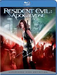 Resident Evil 2: Apocalípsis [BD25]