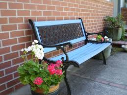 Ideas For Painting Garden Furniture by 24 Best Ideas For Painting Bench Images On Pinterest Painted