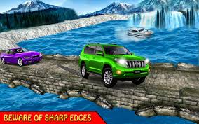 floating jeep 4x4 jeep impossible tracks forest and snow drive android apps