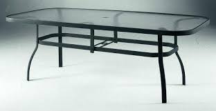 Replacement Glass Table Top For Patio Furniture Patio Furniture Round Glass Table Outdoor Furniture Glass Table