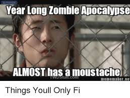 Meme Maker Net - vlear long lomble apocalypse almost has a moustache mememakernet