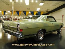 ford torino gt for sale 1968 ford torino gt gateway cars 3826