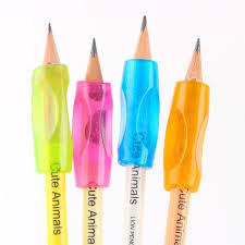 pencil grips occupational therapy handwriting aid 4 pcs