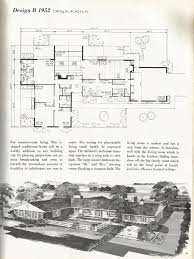 Vintage Retro Floor L 1397 Best Mid Century Home Plans Images On Pinterest