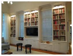 bookshelves living room at the ncstate chancellor u0027s house design
