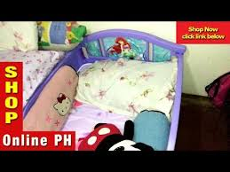 lazada online shopping toddler beds for kids boys and girls