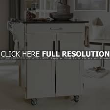 white kitchen island with drop leaf home decoration ideas