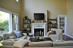 home by decor ana white living room built ins feature by decor and the dog