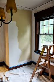 painting the walls white finding silver pennies