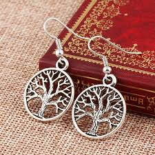 2017 2016 high quality antique silver tree of charm