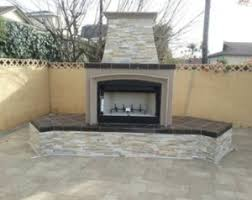 Where To Buy Outdoor Fireplace - outdoor fireplace palm springs ca gilligan u0027s bbq islands