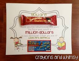 crayons and whimsy parent volunteer certificates freebie