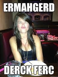 Duck Face Meme - ermahgerd duck face memes quickmeme