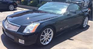 black cadillac xlr cadillac xlr for 2004 2009 cadillac xlr enthusiasts