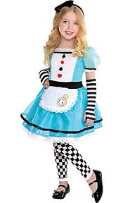 toddler girls wonderful alice costume baby kids pinterest