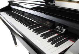 si e piano e piano wie ein klavier oder flügel der sieger