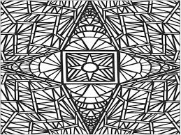mosaic coloring pages coloringsuite com