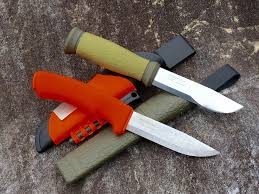 mora bushcraft vs mora 2000 which one wins in the woods youtube