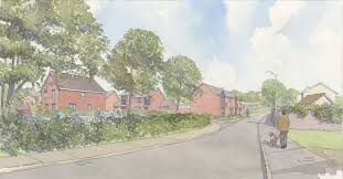 Plans For New Homes by Plans For New Homes Off Seaton U0027s Barnards Hill