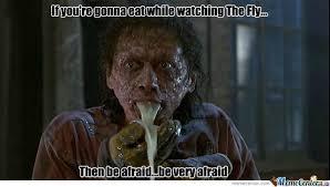 Afraid Meme - be afraid be very afraid by frowningcat meme center