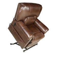 recliners chairs u0026 sofa leather power lift recliner chairs kane