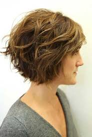 Frisuren Bob Mittellang Wellig by Cool Chic Wellig Kurze Frisuren Frise Frisur Haar