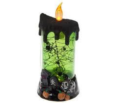 bethlehem lights flameless candle timer page 1 qvc