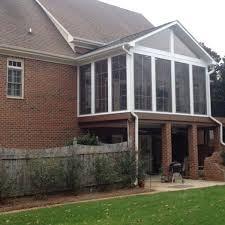 Sunroom Building Plans Sunroom Designs U2013 Custom Sunroom And Deck Combination Archadeck