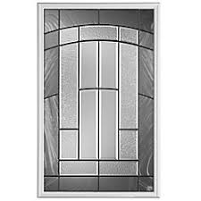 Exterior Door Window Inserts Entry Door Inserts The Home Depot Canada