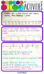 Number Line Subtraction Worksheets 303 Best Math Place Value Comparing Ordering Skip Counting