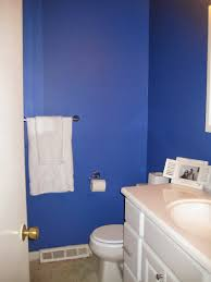 bathroom enchanting design ideas with blue tiles and shower wall
