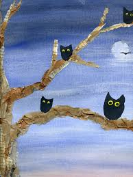 that artist woman owl projects take 2