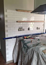 how to grout interesting how to grout subway tile backsplash pics ideas amys