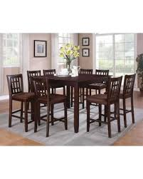 here u0027s a great deal on acme furniture adalia 9 piece square