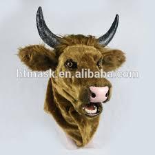 Buffalo Halloween Costume Buffalo Moving Mouth Mask Mover Mouth Mask Wholesale Design