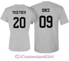 matching couple t shirts boyfriend girlfriend shirts couple
