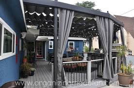 our new amazing patio cover organizing made fun our new
