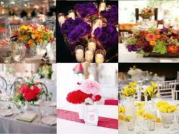 deco fleur mariage decoration table fleurs idees bouquets de fleurs idee mariage