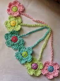 Free Pattern For Crochet Flower - 20 crochet bookmark patterns for every skill level free crochet