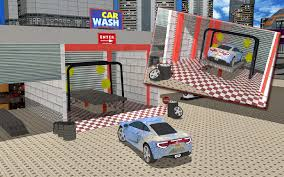 car wash service service station car wash 3d android apps on google play