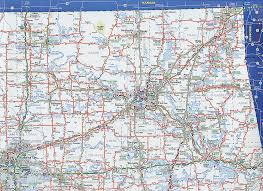 Tulsa Map Map Of Ne Oklahoma Wisconsin Map