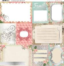 bunny soiree collection foil vellum 12 x12