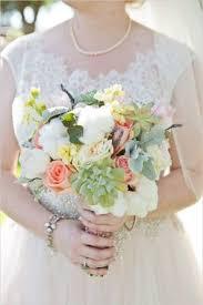 bouquet wedding cotton wedding bouquets centerpieces mywedding