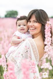 Real Flower Petal Confetti - fine art portrait photography at the real flower petal confetti field