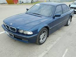 bmw 728i for sale uk 2001 bmw 728 i spor for sale at copart uk salvage car auctions